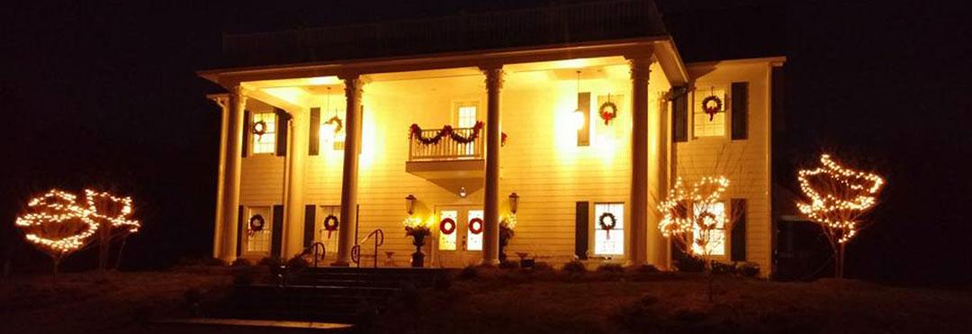The Pavilion on Lakeland Farm Venue